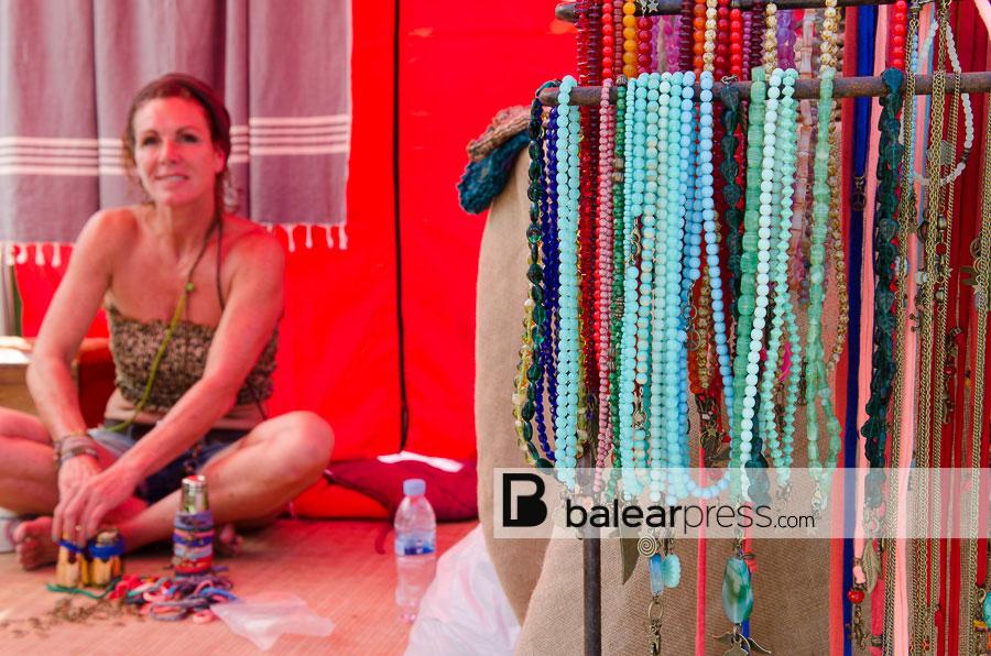 Hippie-Märkte auf Ibiza
