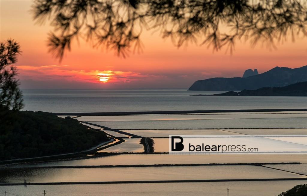 Salinen Ibiza, Balearen