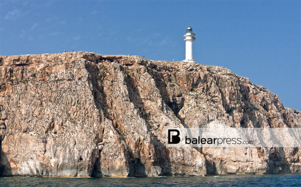 Leuchtturm Cap Barbaria, Formentera