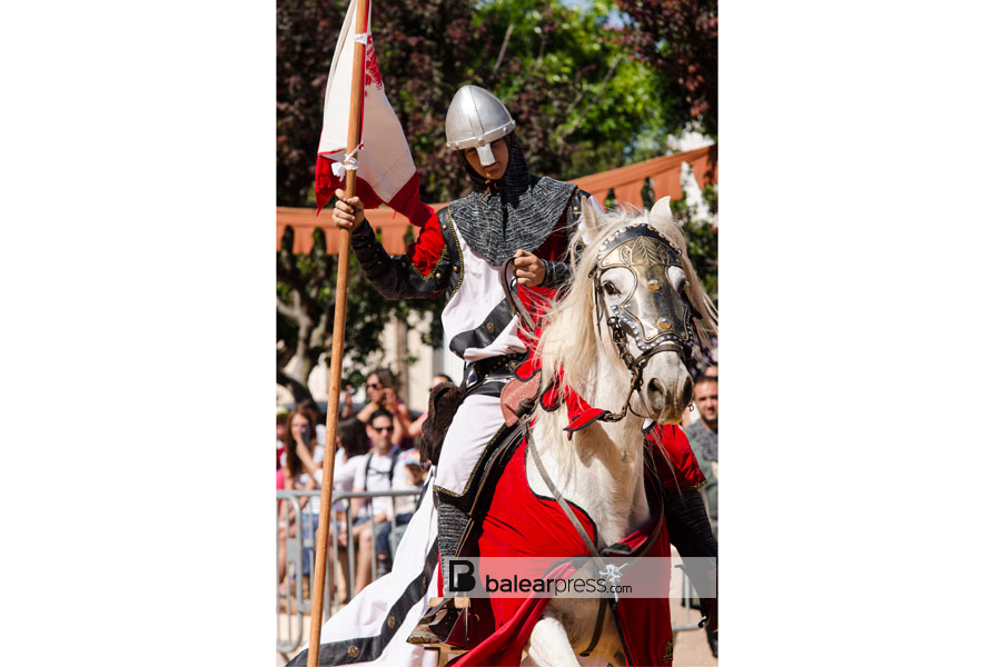Mittelalterfest auf Ibiza