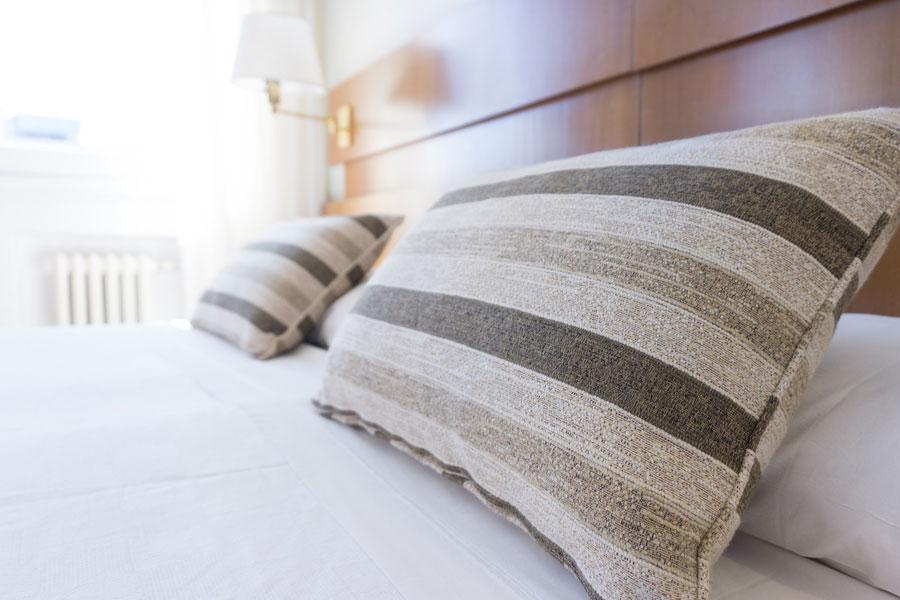 Hotelbetten auf Mallorca