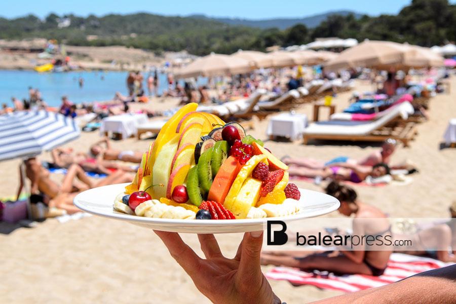 Beachclubs auf Ibiza